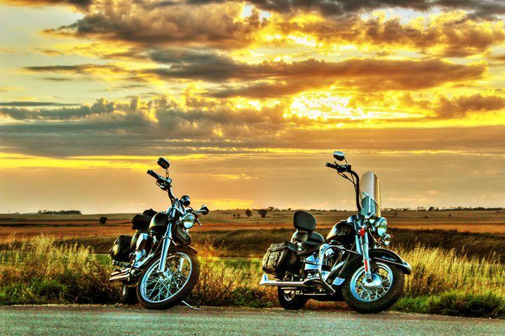 Sunset Ride - Kruse Otto