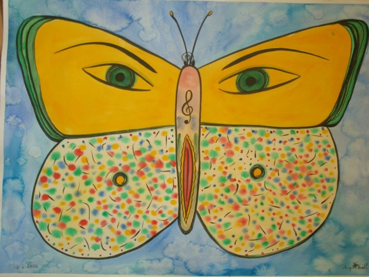 Butterfly - Magnus Dahl