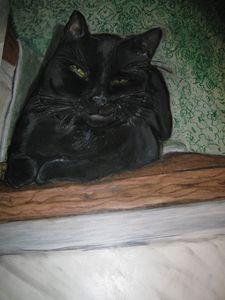 """""""Demon Cat"""" - Narrative Art"""
