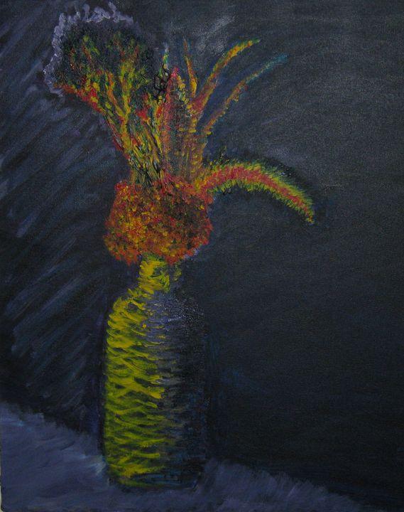 Flowers in a Vase - Reilly's Fine Art & Designs