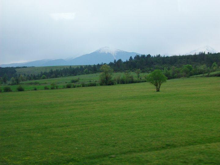 Rila mountain, Bulgaria 2 - Savina