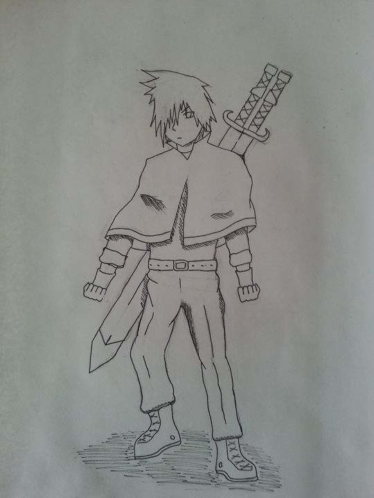 Drawn Original - Izuna's_Arena