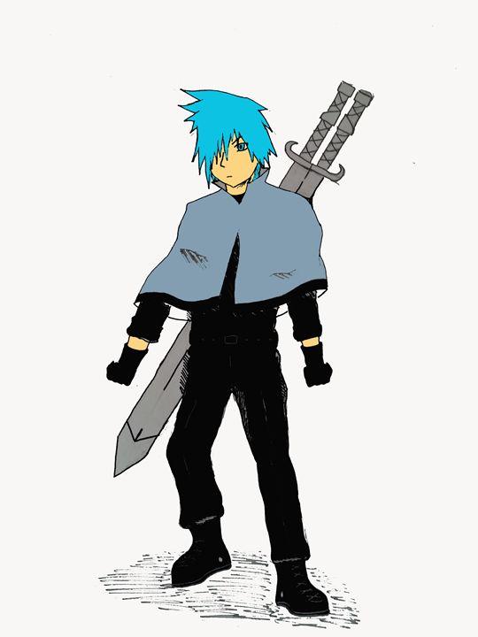 Character1 Unframed - Izuna's_Arena