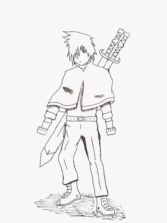 Character3 - Izuna's_Arena
