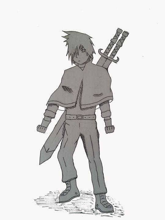 Character 2 - Izuna's_Arena