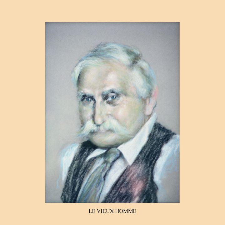 Le Vieux Homme - Agemian paintings
