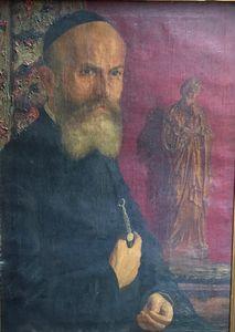 Armenian Abbott SanLazzaro Monastery