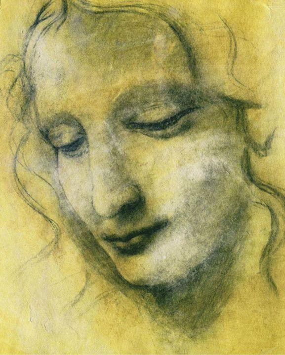 Practice of Leonardo Davinci - kingsolomon
