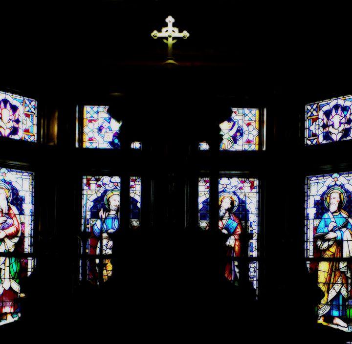 Chapel Bishops Palace - Saraphim Gates