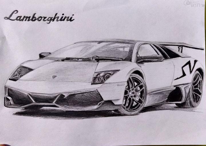 Lamborghini Murcielago lp670-4 - Preet