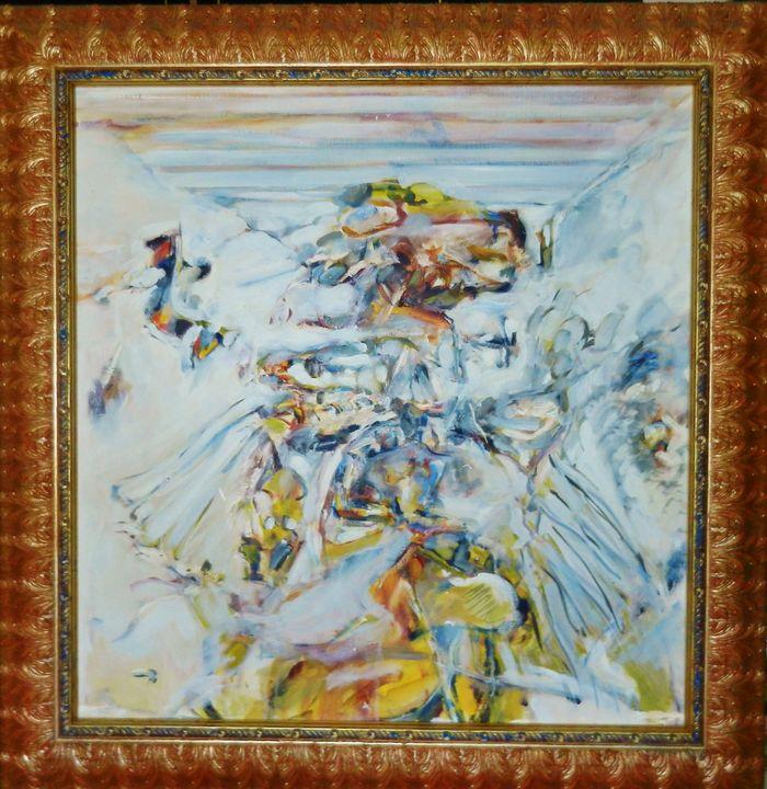 Abstract Symphony - Begaris_MacIsaac Gallery