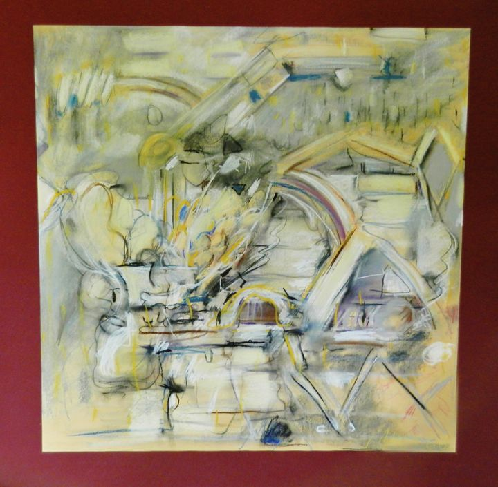 Abstract Landscape - Begaris_MacIsaac Gallery