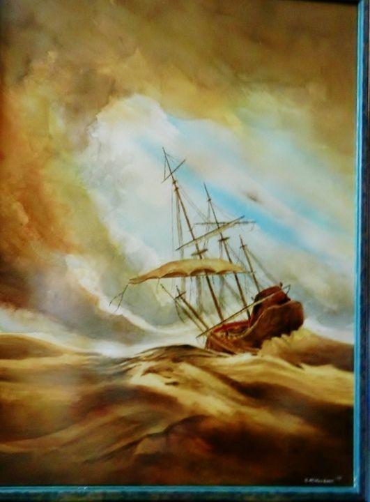 Sea Worthy - Begaris_MacIsaac Gallery