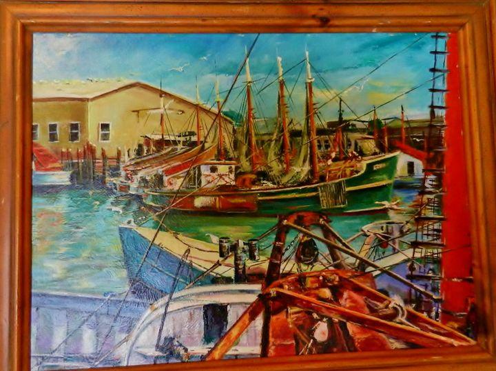 Docked - Begaris_MacIsaac Gallery