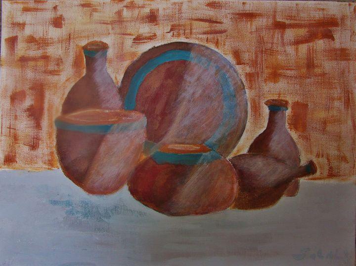 Clay Pottery - Salali