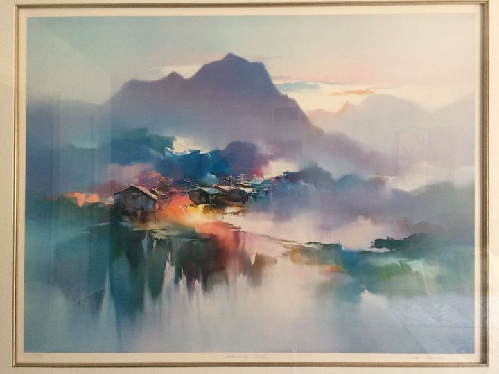 """Morning Mist"" H. Leung Limited Edit - Constant Voyager"