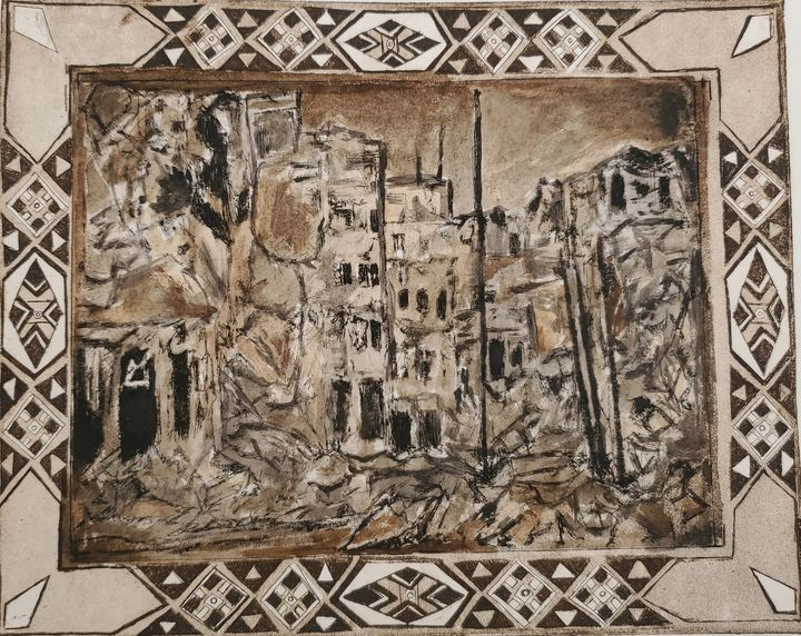 Destruction Within - Katrina Nehmeh