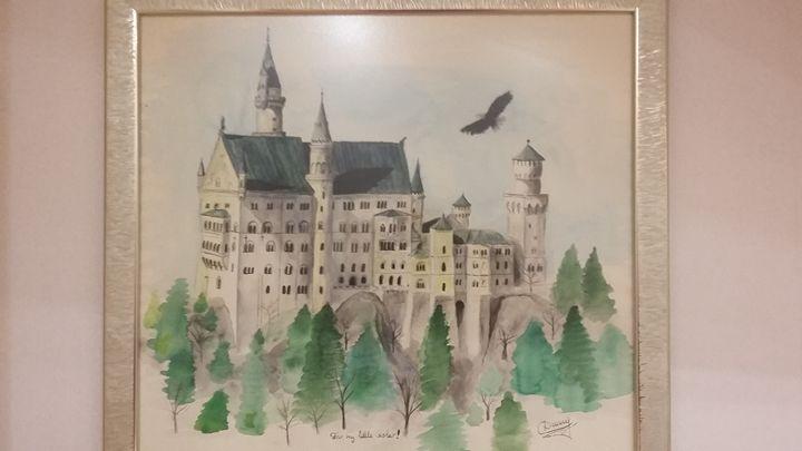 Neuschwanstein Castle - Dianushka