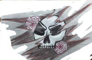 Ripping skull