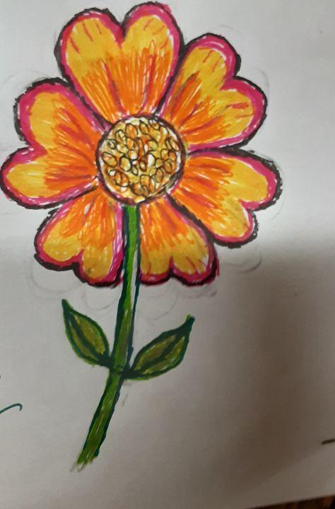 Flower - My Drawings