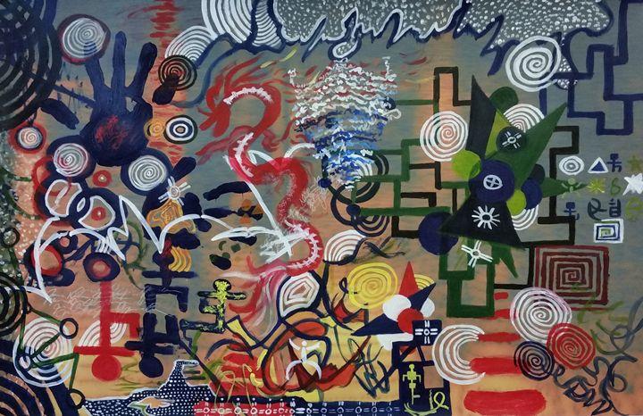 Abstract Illusions 2014 - Jazzy Bear Arts