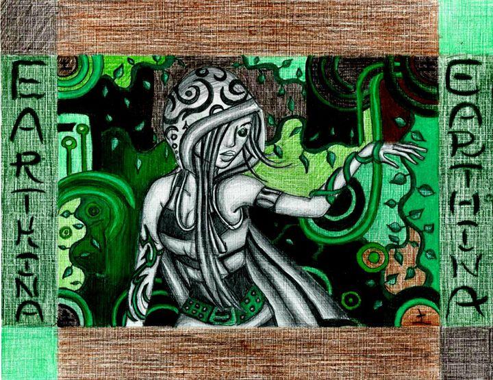 Earthina - Jazzy Bear Arts