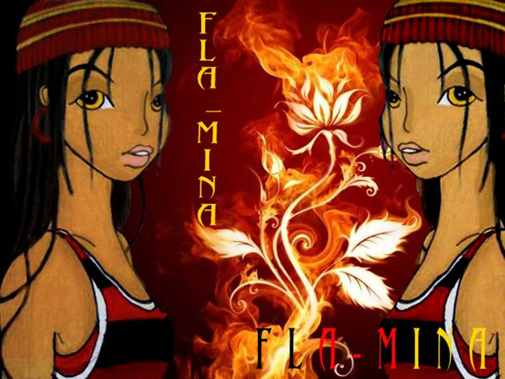 Flamina - Jazzy Bear Arts