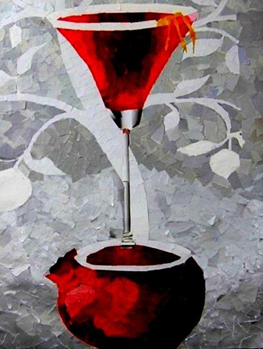 Pomengrante Rum - Jazzy Bear Arts