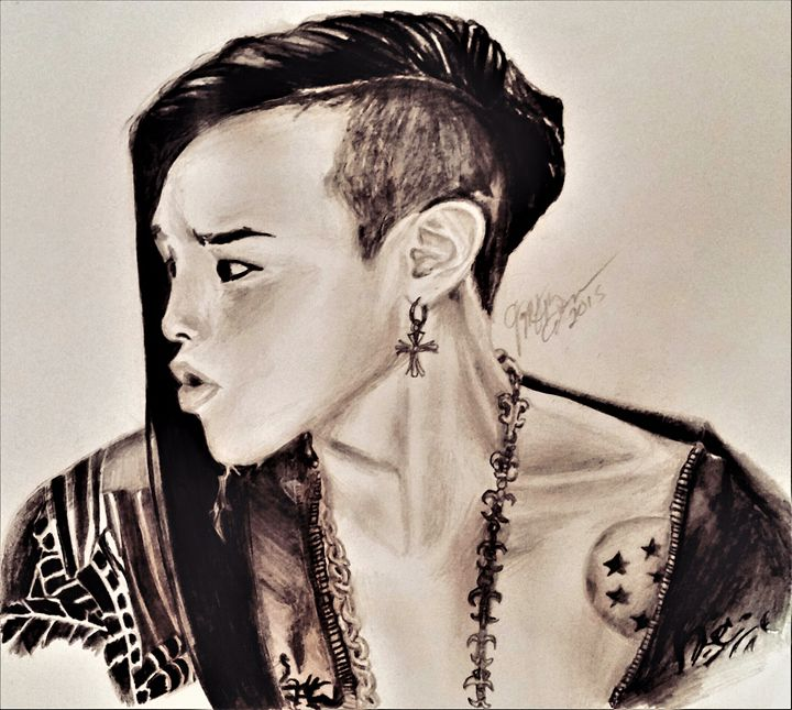 G-Dragon Fantastic Baby - Jazzy Bear Arts