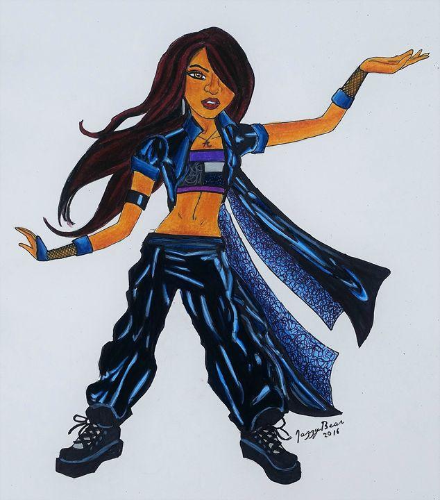 Aaliyah 2016 - Jazzy Bear Arts