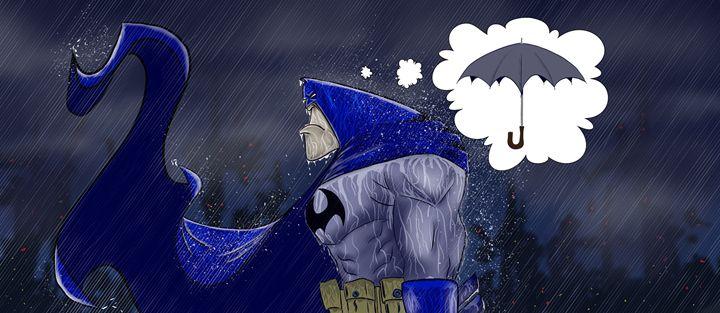 Dark and Stormy Knight - Standpoor Studios