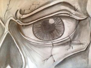 Eye of the skull