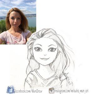 Sketch Custom Portrait