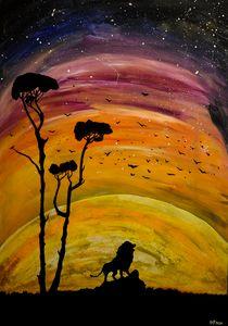 African Sky #3