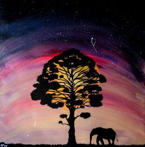 African Sky #2