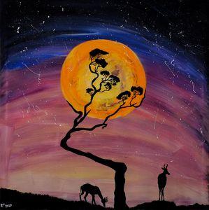 African Sky #1