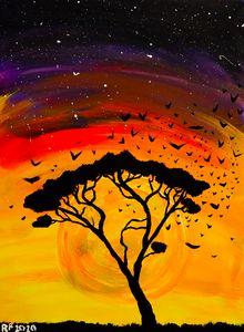 African Sky 4