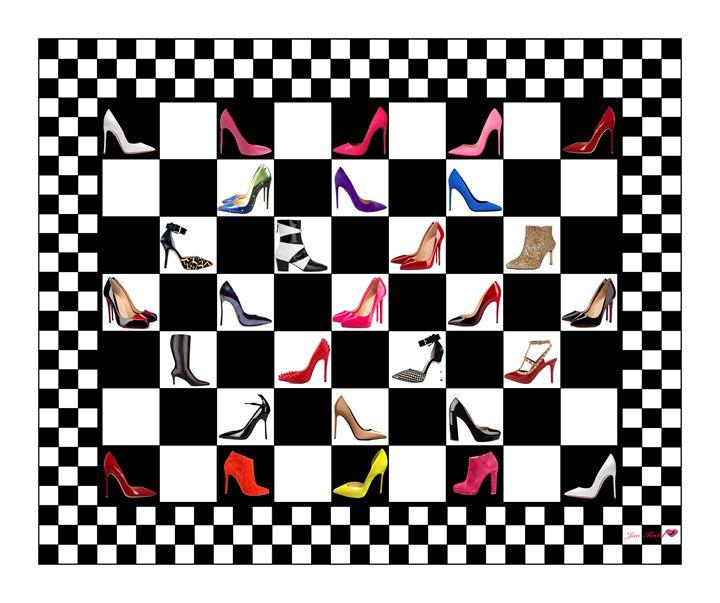 Shoe Dream - Jan Todd