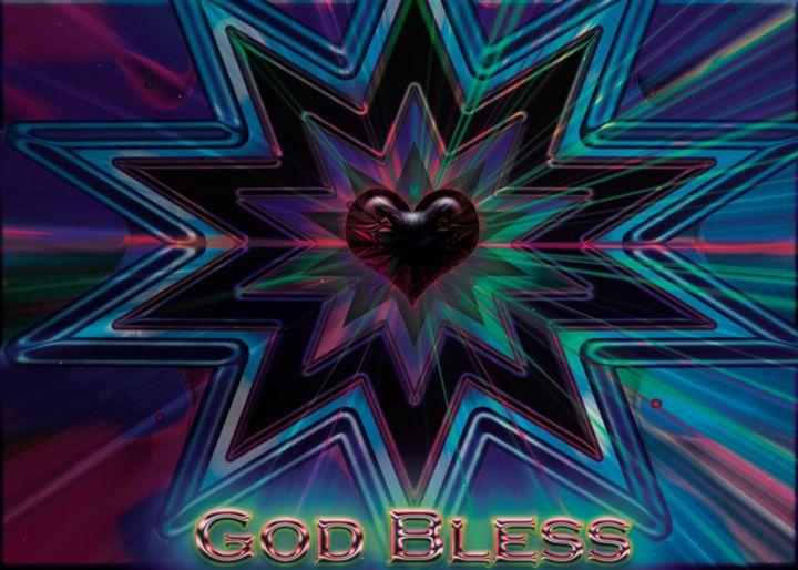 godbless1 - Tim Gendreau