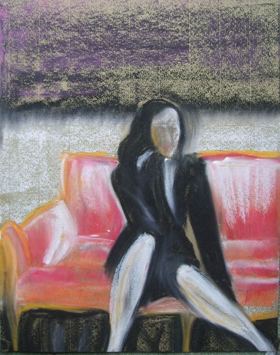 Waiting Room - fearnfineart
