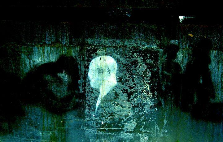 White head - fearnfineart