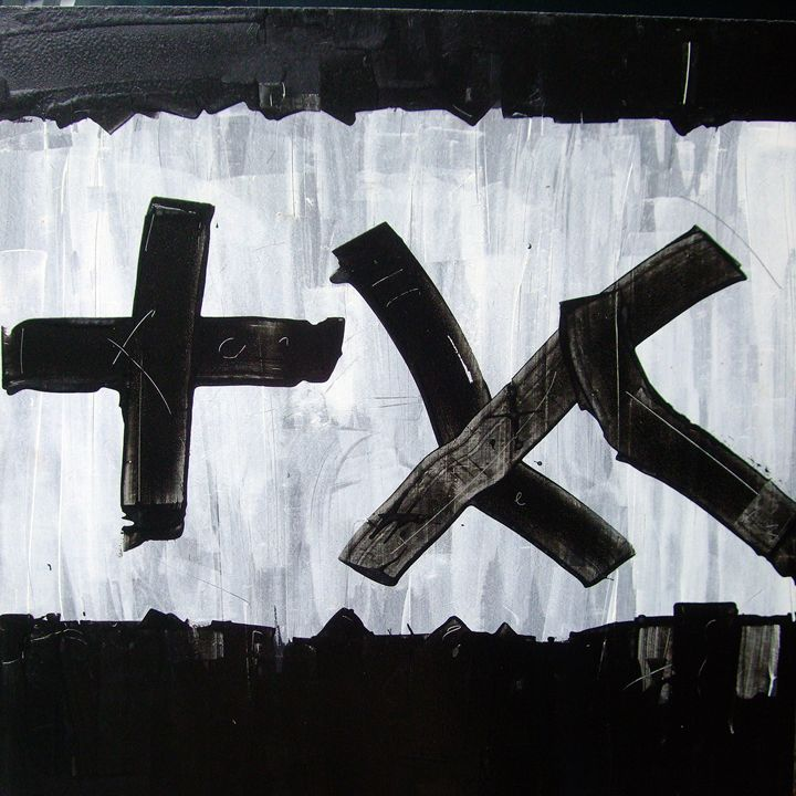 Crossed out - fearnfineart