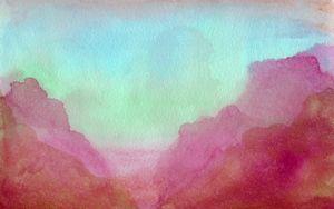 Sunset to Whangamata: Mars Edition