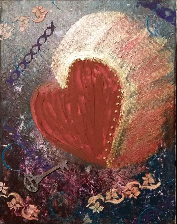Open my Heart - Ana-Renee