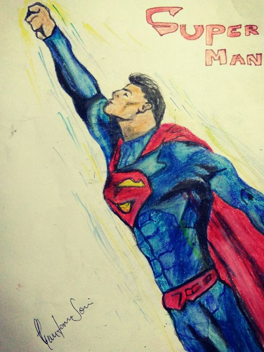 Superman - GTS Arts
