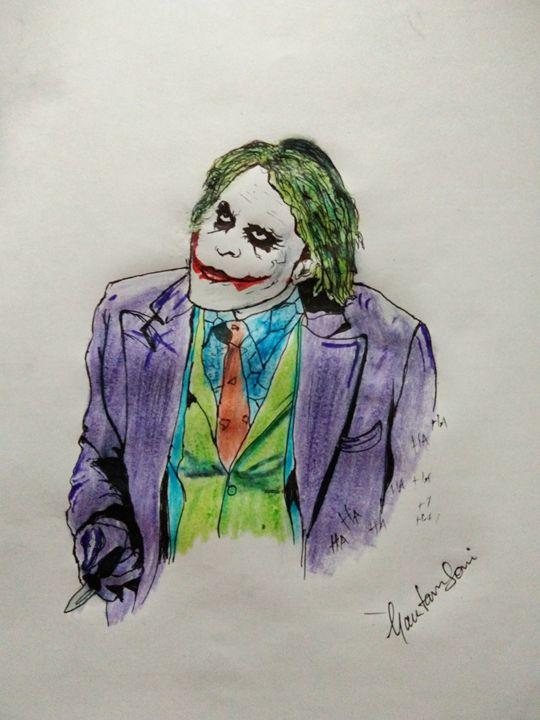 Joker - GTS Arts
