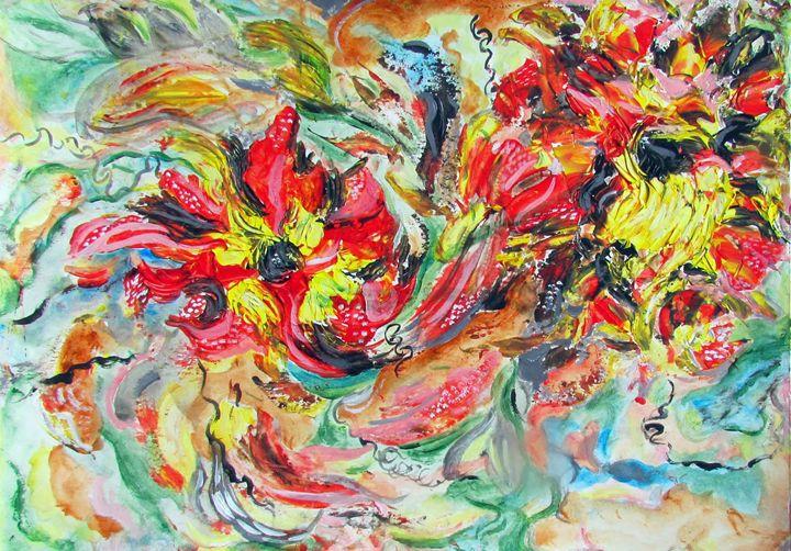 Flower water - Nas's Gallery
