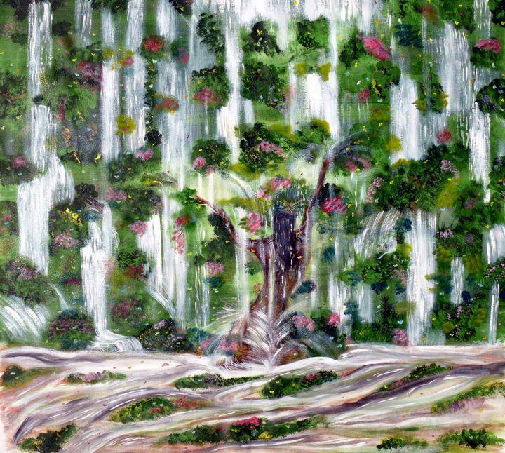 Waterfall - Nas's Gallery