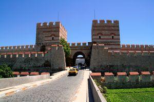 ISTANBUL WALLS
