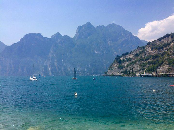 Lake Garda - Zuzanna Pankowska